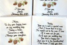 Pinecone Wedding Theme