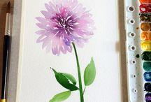 Paingtings_flower