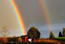 Rainbows / by Debbie Kenney Thomas