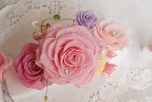 花冠 ヘッドドレス