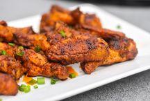 Food-- Wings