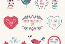 imprimibles san valentin
