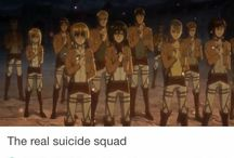 ATTACK ON TITAN<3