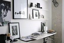 My study / Design studio/home office