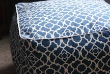Sew it home / Sewing furniture and accessories for home