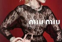 | fashion ad campaigns | / by Karine LaRocque