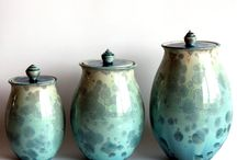 Handcrafted Pottery ~   / Gorgeous handmade pottery...