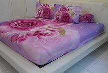 "Bedsheet &Bedcover ""Amanda Collection"""