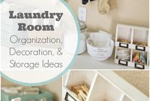 Laundry Room / by Jamie Newman