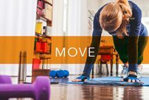 NYE Resolution: Staying Fit / Moving, dancing, training, running, cycling and more. Your tips to keep fit all holiday season long are here. / by A Healthier Michigan