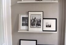 Family Pictures/Living Room Wall Space / by Lisa Moreno Haase
