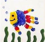 Kid's Crafts / by Mindy Torres