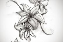 Tattoo / Drawing Ideas / by Brittany Lloyd