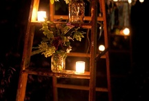 Outdoor Wedding Ideas / by Eira L'osee-Fukuda