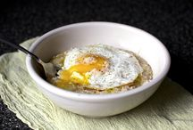 Eggs for dinner / Egg dishes that could be served anytime of day