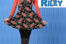 Riley e o mundo / Série Riley e o mundo e atores