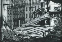 1973 Destruction des halles