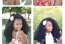 Bella's Hairstyles / by Kimberly Heim Long