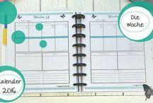 Einfach & kreativ - Organizing / Organisations Ideen und jede Menge Checklisten zum Download
