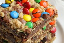 Snack bar recipes / Snack bar recipes to use for school lunches