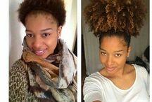 Miten hiukset kasvavat nopeammin