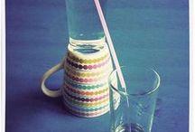 Experimente und wasserspiele