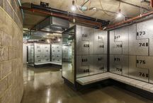 Change Rooms - Fitness / Design and Finishes  / by Adrienne Fisher