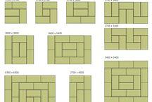Dojo project / Design ideas for a small garden dojo. Interiors and exteriors.