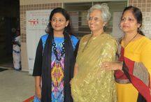 Memorable Day with Ms. Sabita Radhakrishna