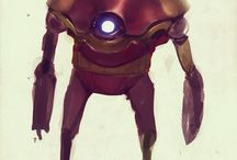 Character Design | Superheroes / by Nicolas Rix