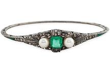 Art Deco :  Bracelets/Bangles