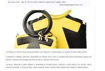 Birikini press / Tutte le pubblicazioni che parlano del brand birikini