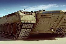 future combat concept art