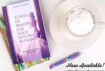 "Prayers for Your Future Husband / This board is inspired by the book, ""31 Days of Prayer for Your Future Husband,"" by Tiffany Langford. We are called to pray for our husband, but that calling begins long before the wedding day. To purchase your copy, click here!-->http://amzn.to/2sAbjSA"