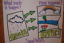 class anchor charts / by Sara