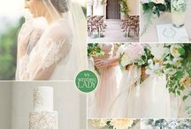 Elegant Weddings / Ideas and Inspirations for the classic and timeless wedding