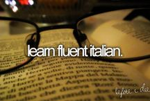 Bucket List / by Laura SoBella