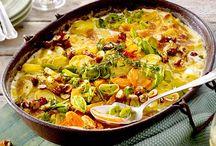 Gemüse Gericht