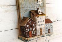 Házikók / little house