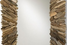 miror and wood idea