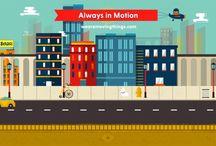 Explanation motion design video