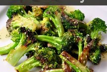 Healthy Side Dishes / by Cortney Schoene