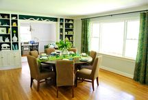 Dining Room / by Emily Lee