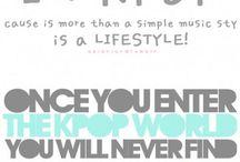 | kpop words |