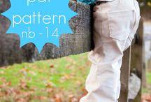 Pattern Stash - Children's patterns / Childrens patterns I own