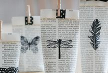 Craft: Old Books