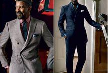Celebrity men style / Men's style