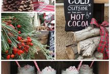 Let's get this party started / A bunch of party ideas to get your party started!