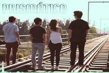 Música / Prismático banca, Santiago de Chile, Indie Rock