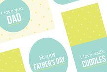 special days / daddys day, mommys day, birthday etc